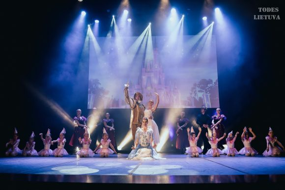 """Klasikinio baleto spektaklis """"Pelene"""""""